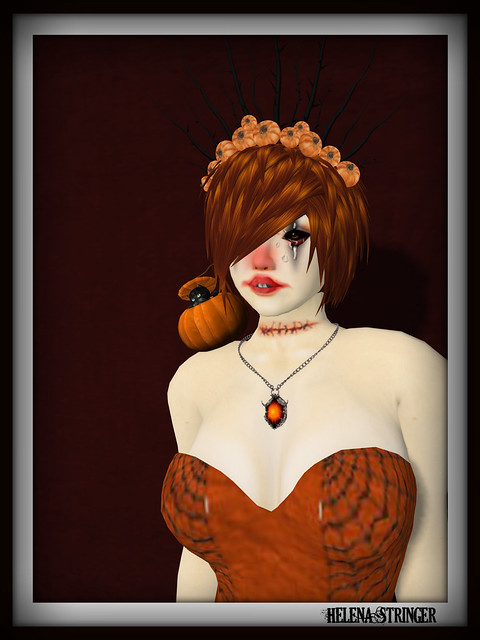 Helena Stringer - Free*Style - Don't Panic Coverage - Pumpkin Queen
