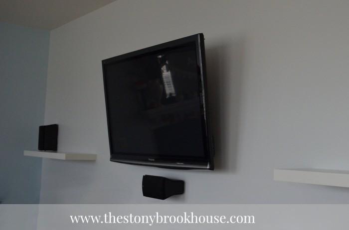 TV wall