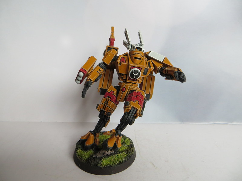 XV8 Commander - Iridium IV