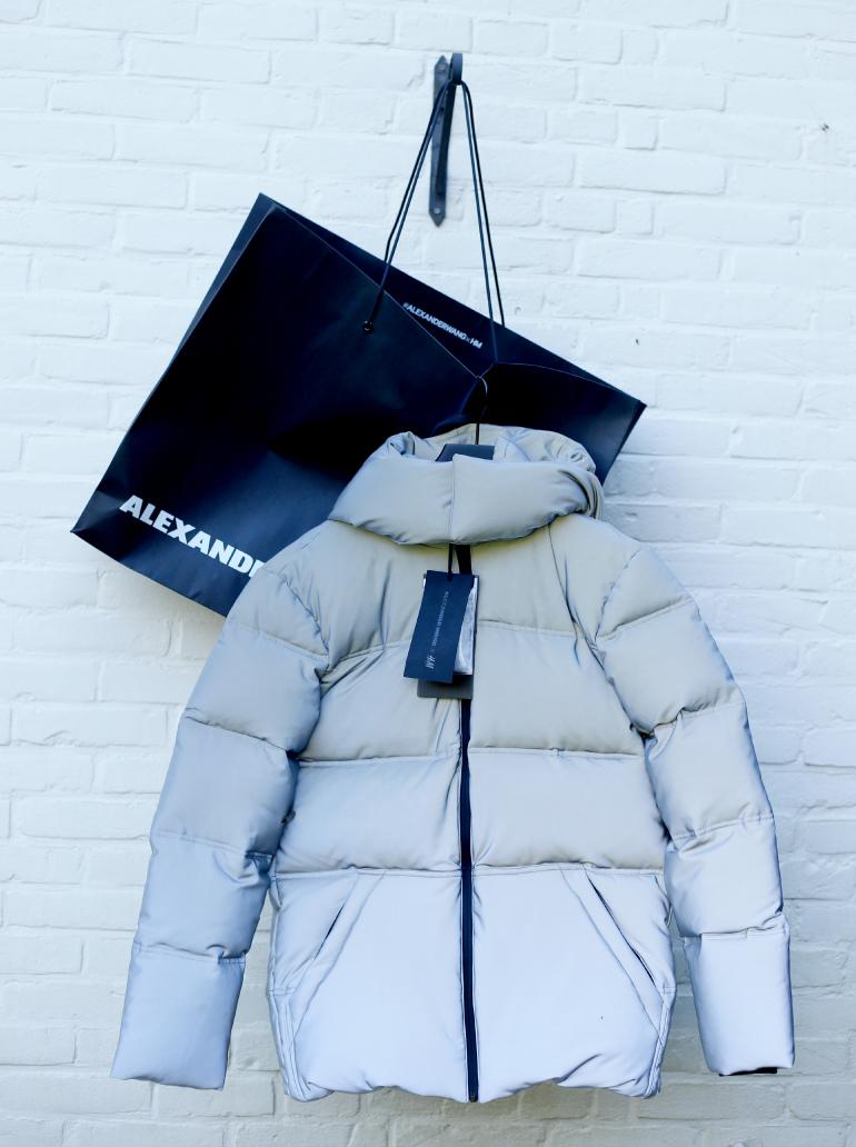 Donzen Winterjas Heren.Alexander Wang X H M Donzen Jack Fashionisaparty Com