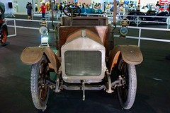 1909 Wolseley Siddeley classic car at the 31st Thailand International Motor Expo