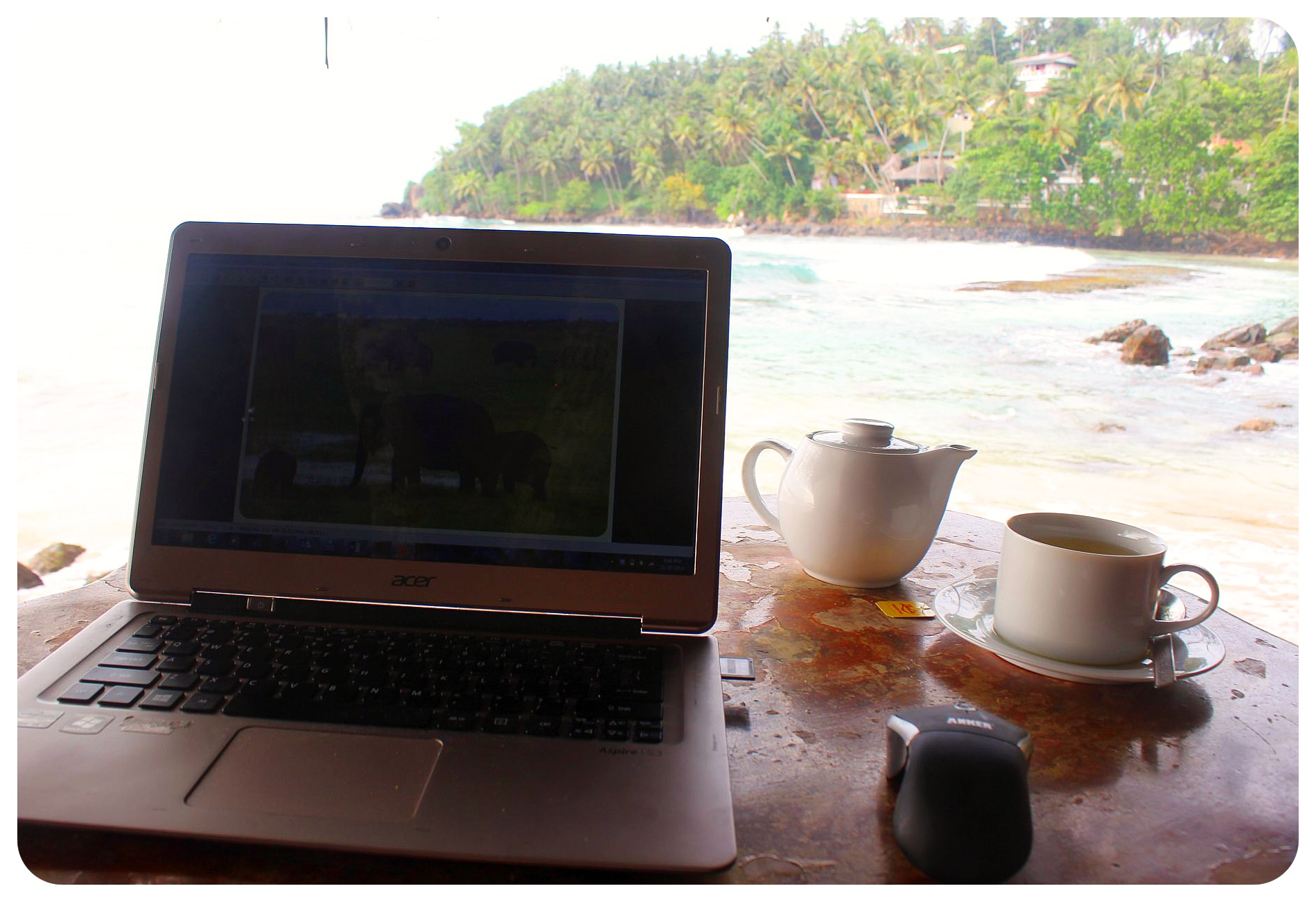 beach nomad office