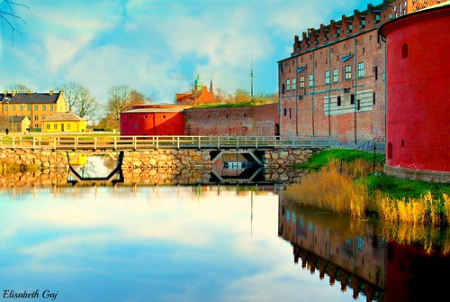 elisabethgaj malmö sweden szwecja sverige skåne europa architecture building old history castles