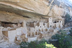 historic site, cliff dwelling, formation, ruins, archaeological site,