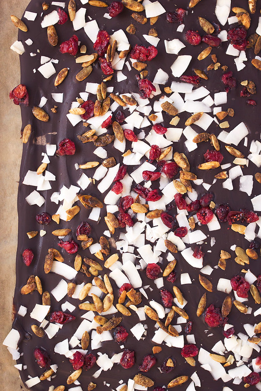 Ho-to Make Chocolate Bark
