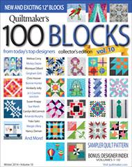 Quiltmaker Volume 10