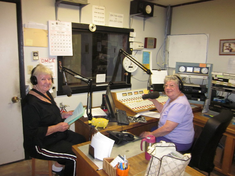 Sunshine Girls of Allegheny Mountain Radio