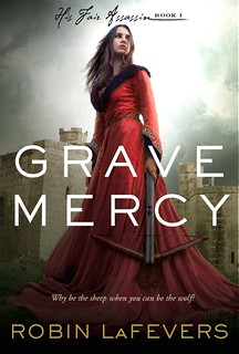 Grave Mercy - Netgalley