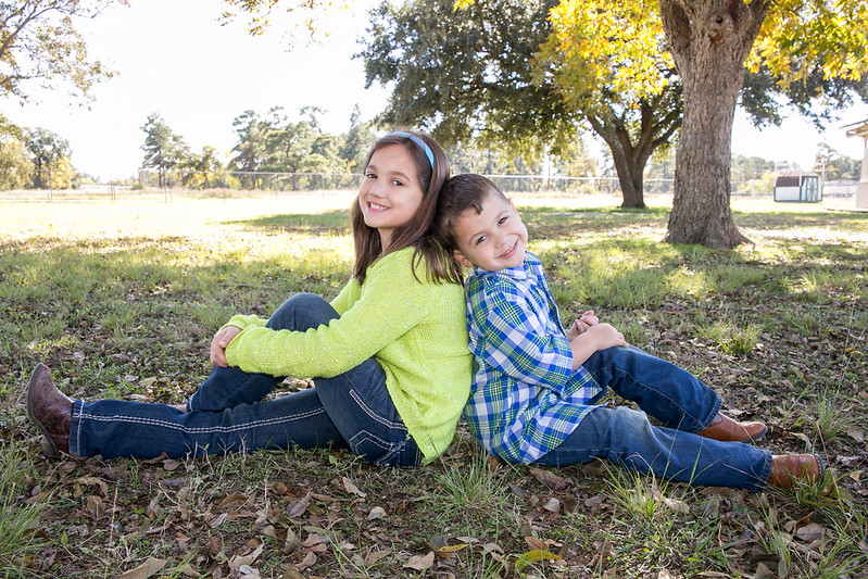 Kids Falls Portraits 2014