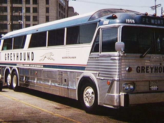1970 M.C.I. MC-7 - Greyhound