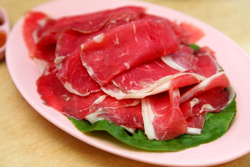 Sliced-Beef