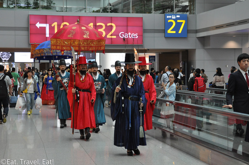 Seoul Incheon International Airport (ICN)- Incheon, South Korea: Traditional Royal Ceremony
