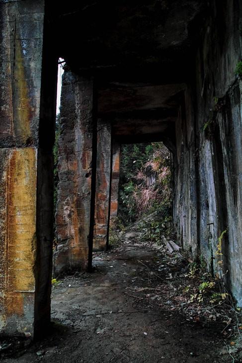 神殿っぽい廃墟