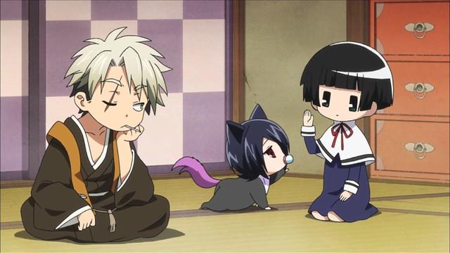 Gugure Kokkuri-san ep 11 - image 09