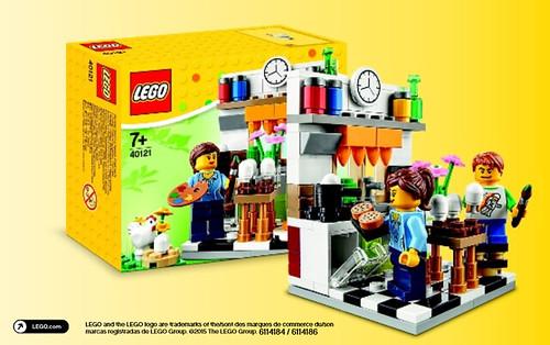 LEGO Seasonal 40121