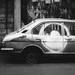 Small photo of Abandoned automobile