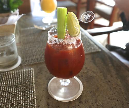 Halekulani Bloody Mary