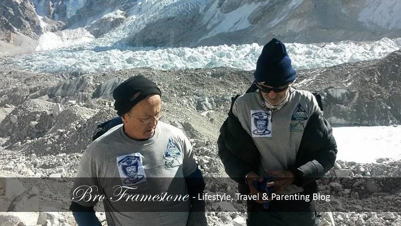 Misi Tawan Puncak Everest oleh Bekas Guru SMK Anderson, Ipoh