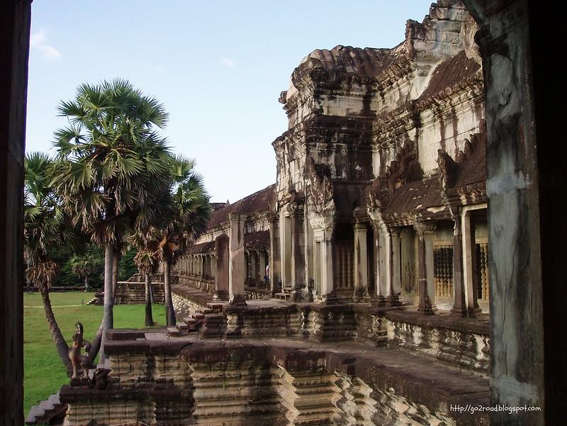 Ангкор Ват, галлереи