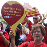 Kaiser RNs Announce Plans to Strike January 21-22