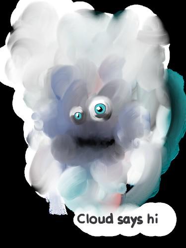 cloudsayshi