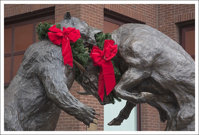 Christmas In The Stock Market