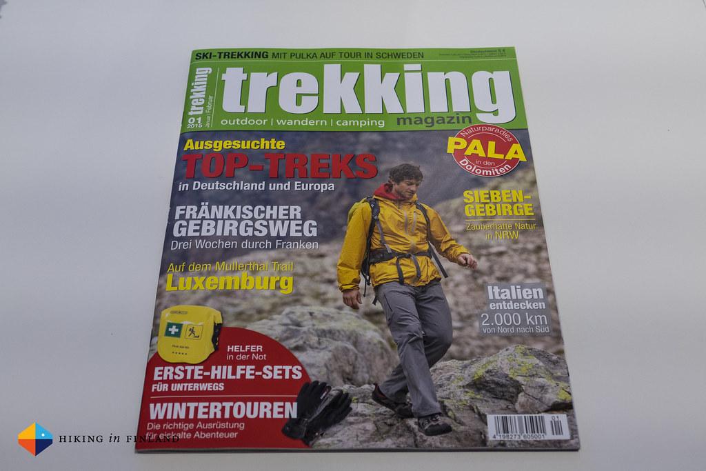 trekking Magazin 01/2015