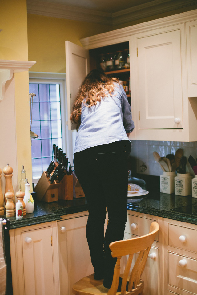 In The Kitchen with Food Blogger Rachel Phipps by Sorella Muse Photography