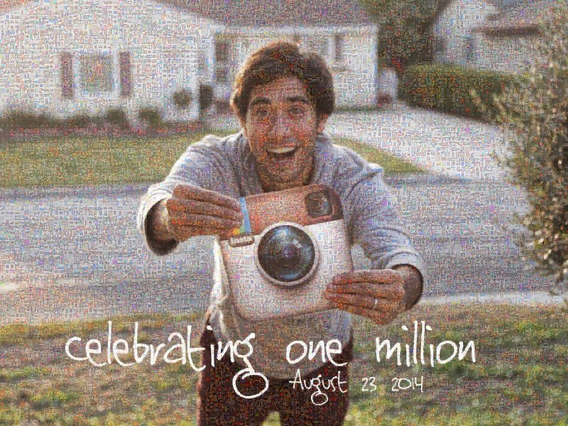 1 million photo insta Mosaic08 lower