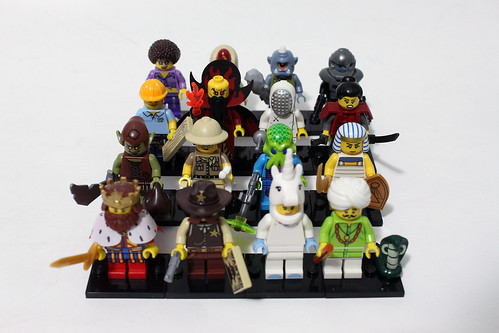 LEGO Collectible Minifigures Series 13 (71008)