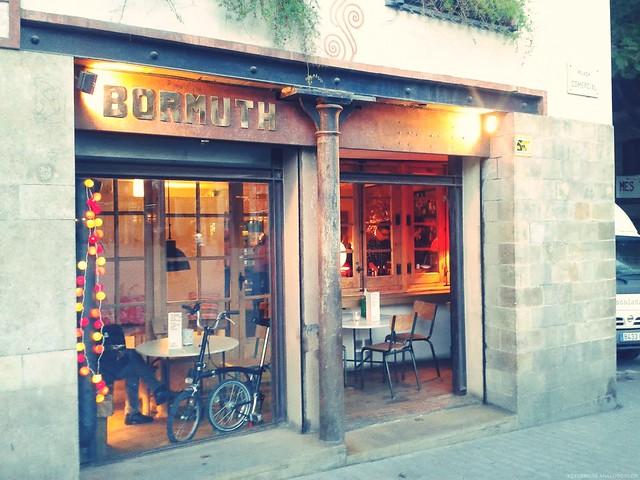 Bormuth Restaurante Barcelona