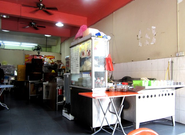 Pahlawan Cafe noodle stall