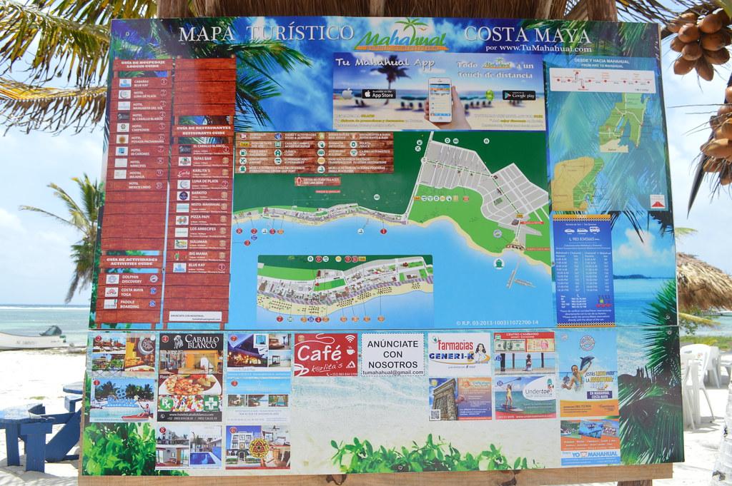 Costa Maya Map Quintana Roo Mexico Mapcarta