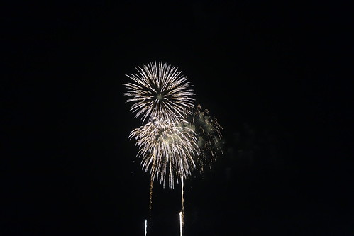 Kumagaya Fireworks_4 熊谷花火大会の写真。 美しい花火。