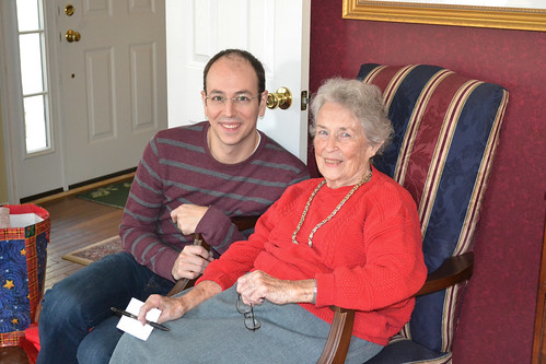 Grammy and me