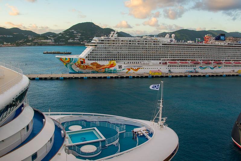 St. Maarten Cruise Ships
