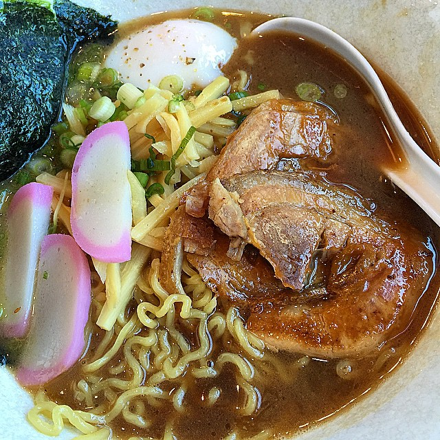 Shoyu #noodles in #Detroit #food