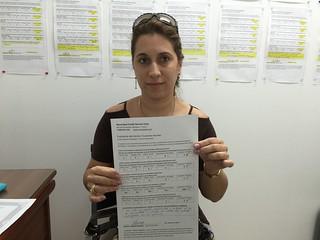 Aniuska Tarraza, Municipal, Credito, Reparar Mal Credito
