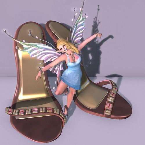 21 Shoe: Sole Dancer