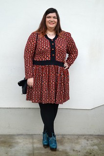 Outfit abito Curvy Love