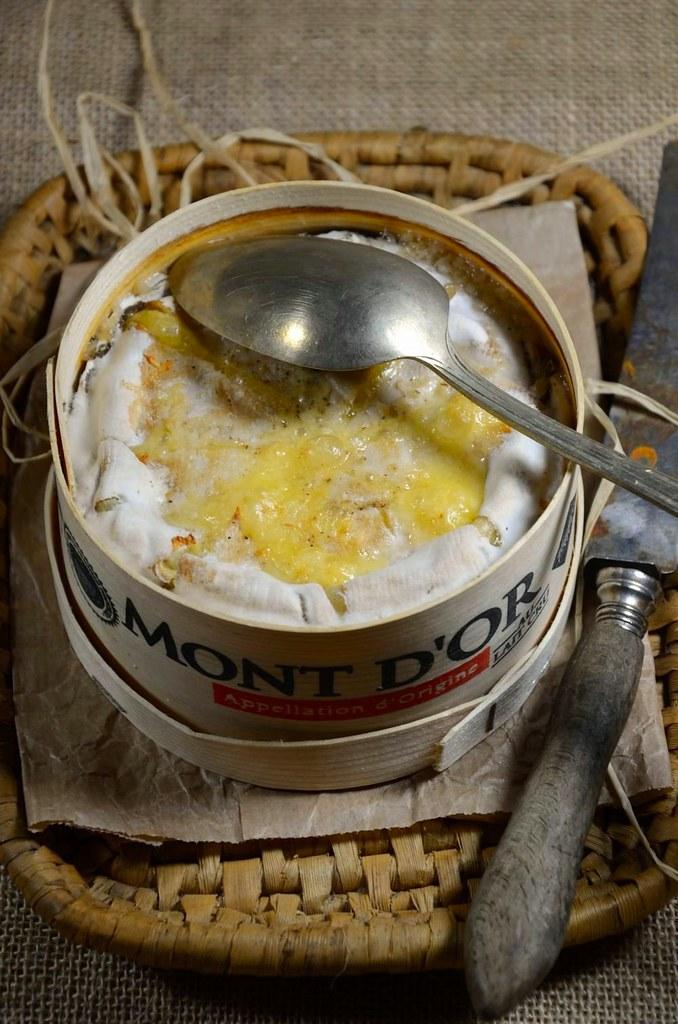 mont d or au four la bo 238 te chaude recette tangerine zest