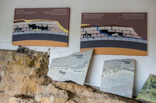 Dunmore Cave Geological Display