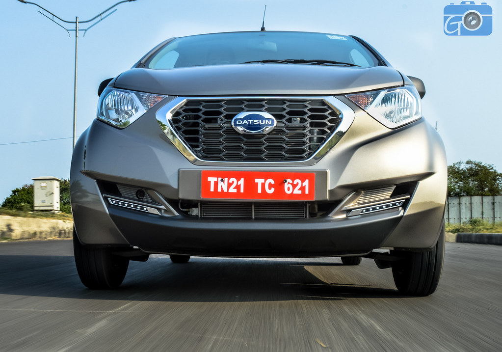 Datsun RediGo Drive Review 32