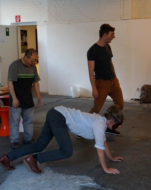 """Workshop """"sounds::moves - Nachbarn außer sich"""""""