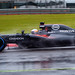 McLaren F1 car testing in the wet at Silverstone by Miles From Nowhere Photography