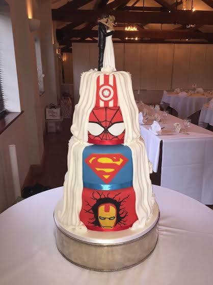 Wedding Cake by Emma Finnie