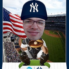 AT&T Fan Cam at Yankee Stadium 🙏👍