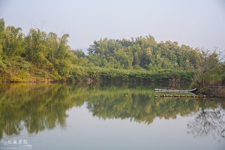 台南私藏景點-南化大貢山連心湖 (24)