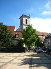 Baum-les-Dames Centre