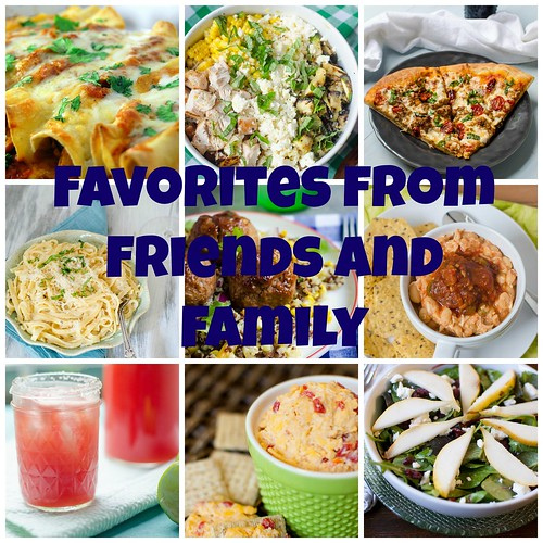 friends and family faves